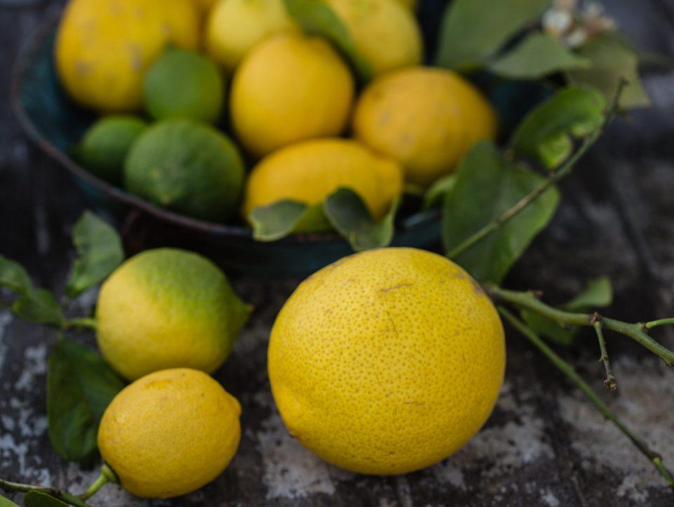 органика лимон в сыроедении