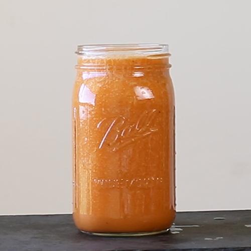 karotten ingwer smoothie