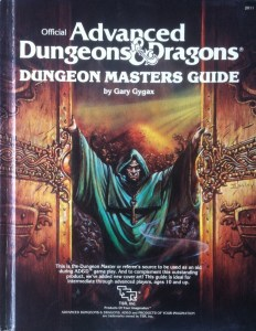 The tabletop role-playing game that started it all.