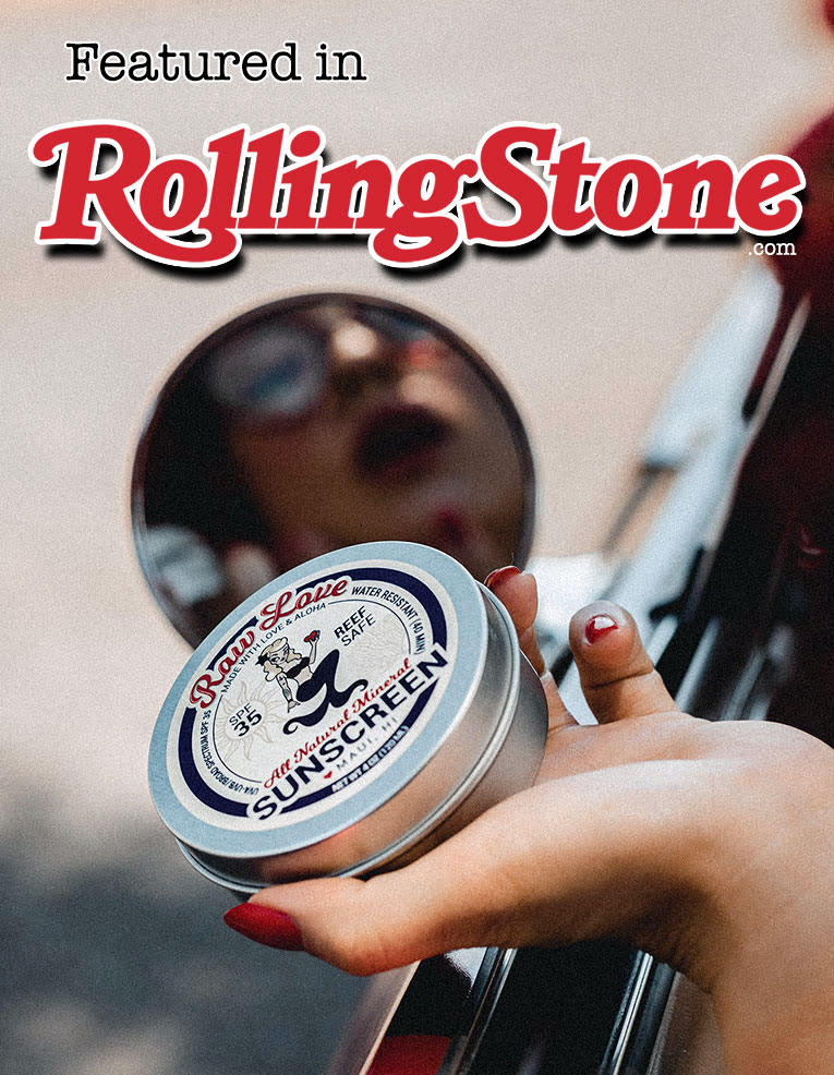 featured in Rolling Stone