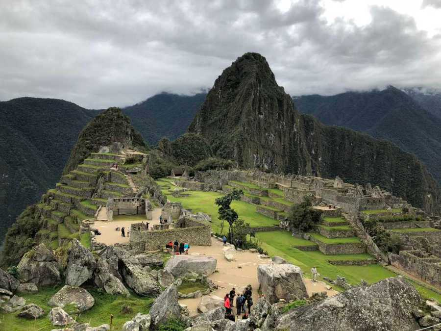 day trip to machu picchu from cusco