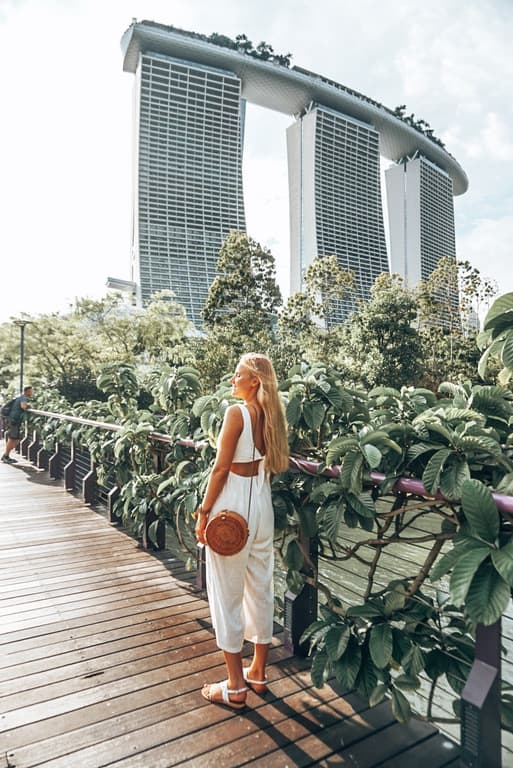 2 days in Singapore- Itinerary