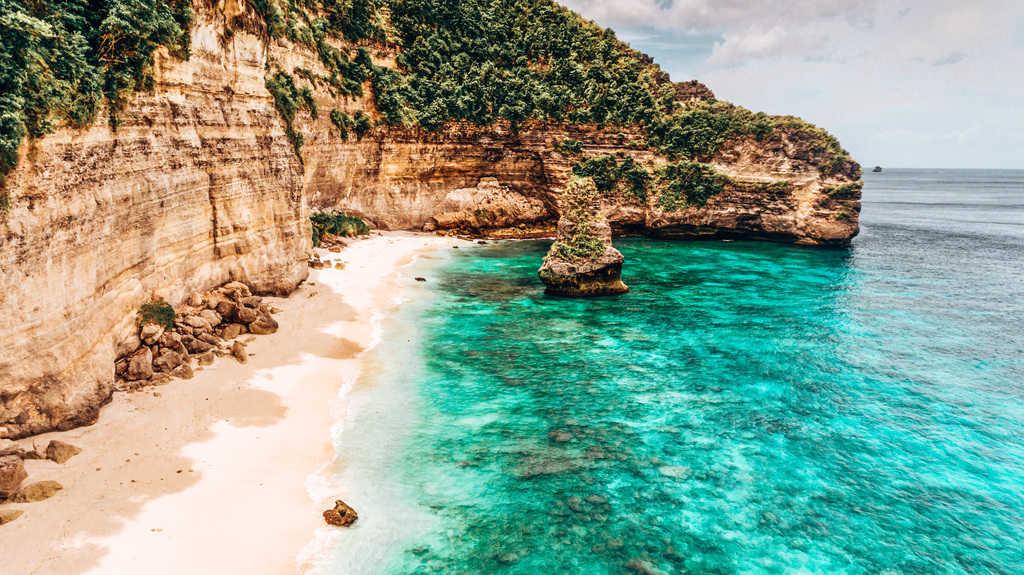 Suwehan Beach, Nusa Penida