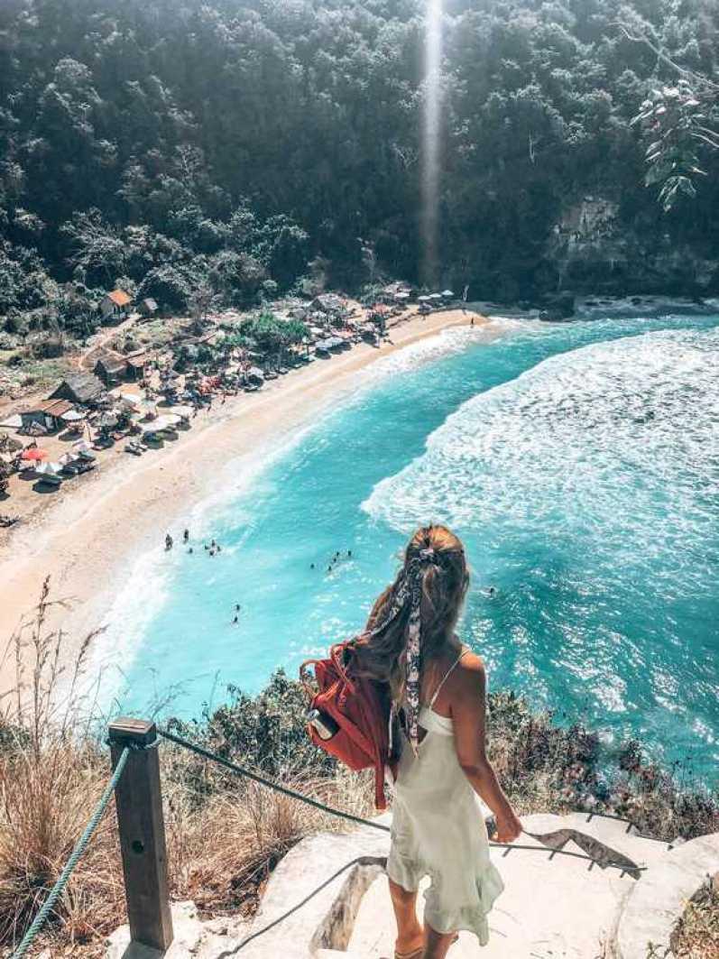 Atuh Beach Nusa Penida