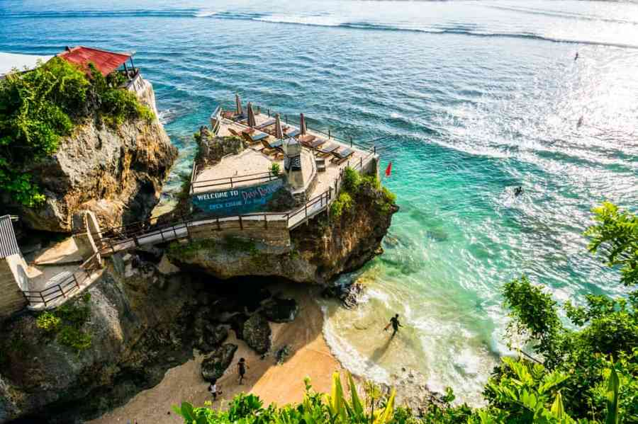 Suluban Beach bali