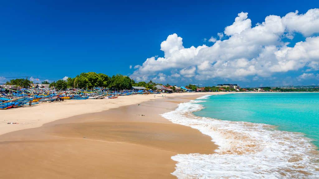 jimbaran beach, bali accommodations