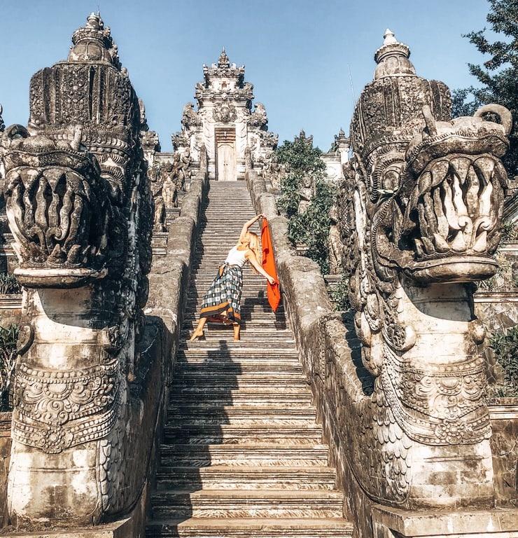 lempuyang temple bali lempuyang bali pura luhur lempuyang