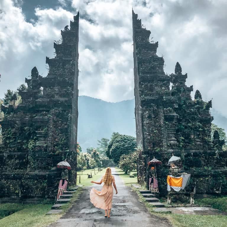 Handara Gate, Bali