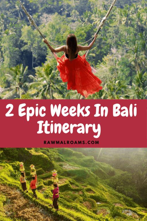 2 Weeks Bali Itinerary, Things to Do in Bali, 10 Days in Bali, Bali best things to do, Bali hotels, Bali restaurants | #balitravel #baliitinerary #bali