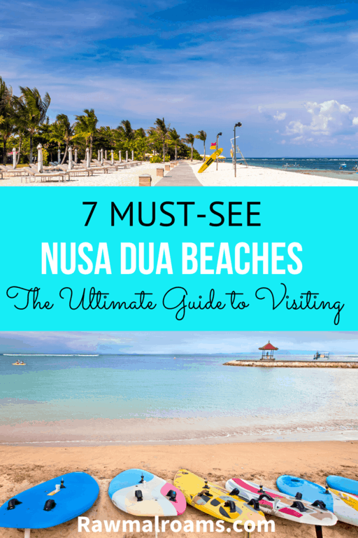 This is a comprehensive guide to seven best Nusa Dua beaches, Nusa Dua water sports, Nusa Dua things to do, Nusa Dua hotels #Nusadua #nusaduabeaches #nusaduabalibeaches