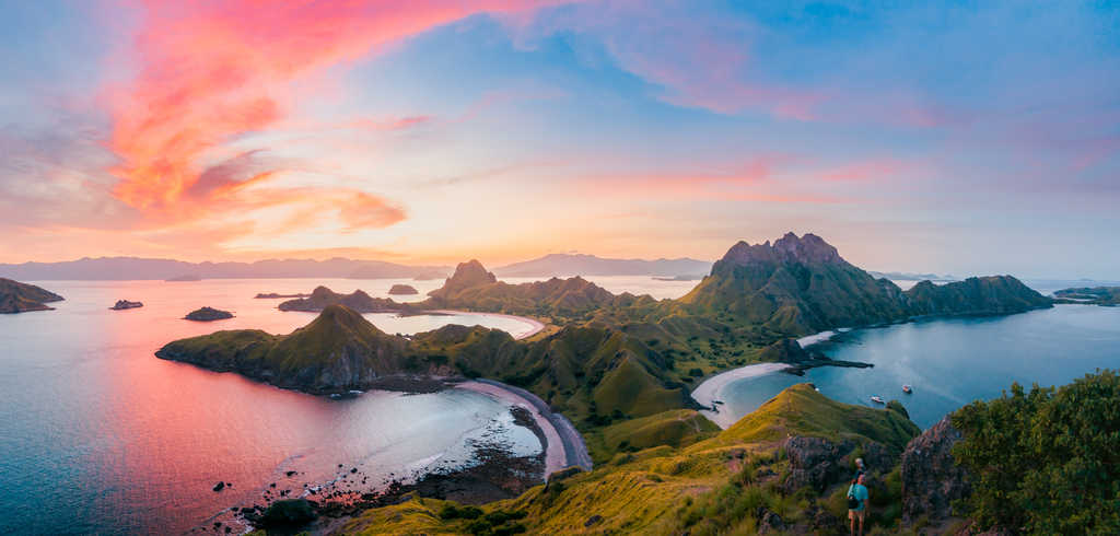 places to see in Indonesia