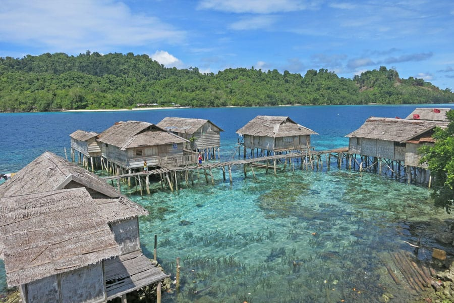 Togian Islands Indonesia