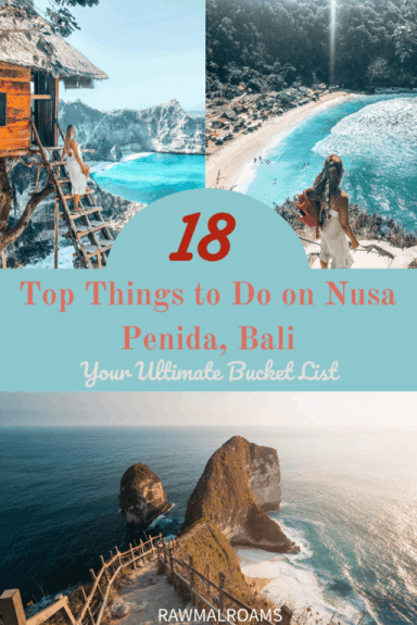 Most incredible places to visit on Nusa Penida, Bali #NusaPenida #Bali #NusaPenidatravel #nusapenidaitinerary #nusapenidathingstodo #nusapenidabali