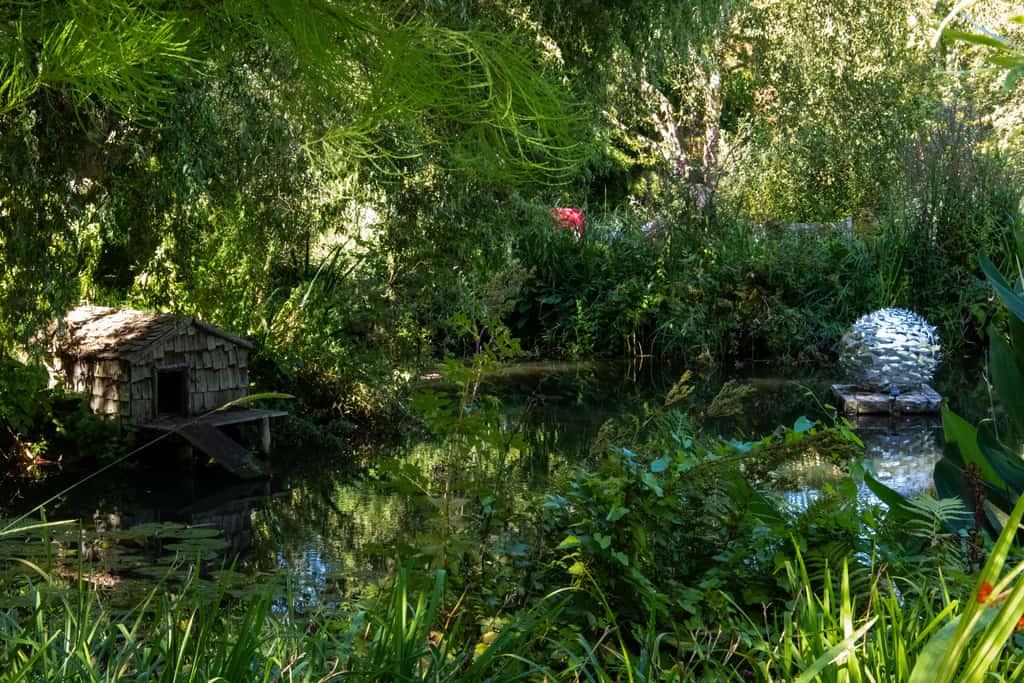 Sir Harold's Hillier Gardens