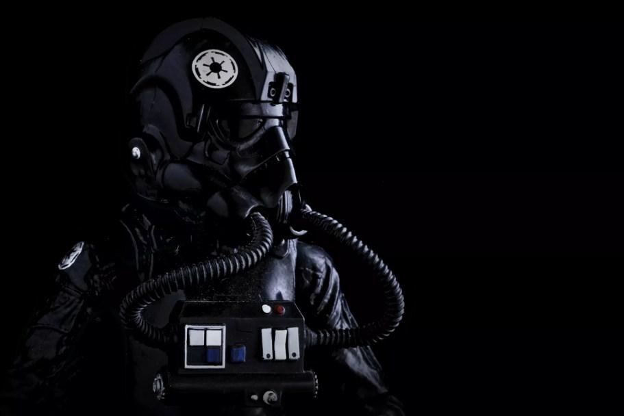 Pilote de l'Empire [Portrait]