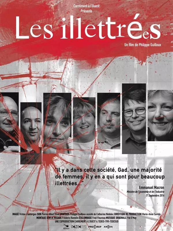 Affiche du film Les illettrées