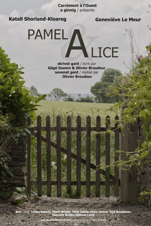 Affiche du film Pamela et Alice, réalisé par Olivier Broudeur