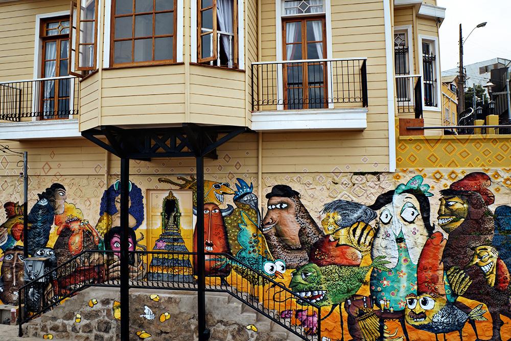 valparaiso: the little san francisco