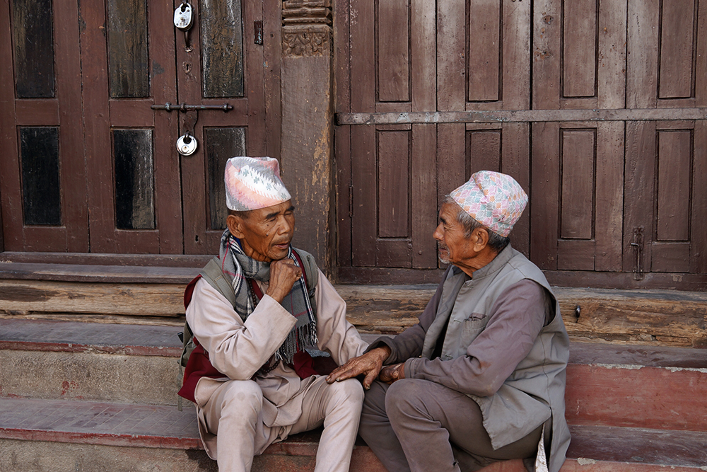 stories of nepal