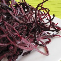 Day 78 - Salt and Vinegar Beetroot Chips