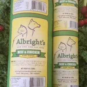 Albright's Beef and Chicken