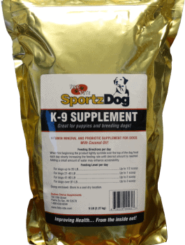 Fido-Vite Sportz Dog