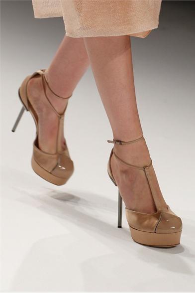 Calvin Klein Collection Spring 2012 N.Y Fashion Show