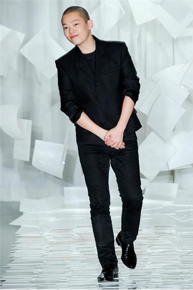 Jason Wu 2012 Spring NY Fashion Show