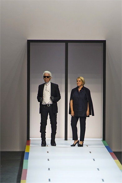 Fendi Spring 2013 Milan Fashion Week Show
