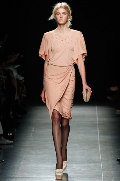 Bottega Veneta Spring 2013 Milan Fashion Week Show
