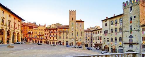 Arrezo, Italy