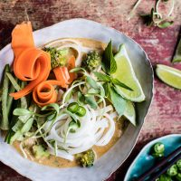 Food: Coconut Lime Curry Chicken