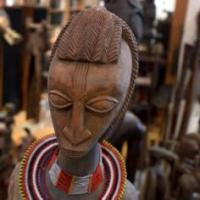 Eric Edwards, Has an African Art Collection Worth $10 Million