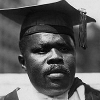 Marcus Garvey - Jamaican Political leader