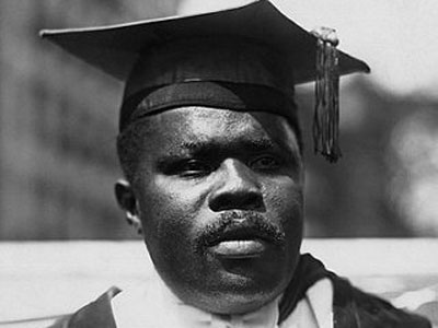 the leadership and civil rights struggles of black activist marcus garvey In 1914, when marcus garvey decided to launch the unia in an effort  in  addition to serving as de facto leader of the unia, she was editor of the  on a  range of issues affecting black men and women in the diaspora  as i argue  elsewhere, foregrounding the ideas and activism of  all rights reserved.