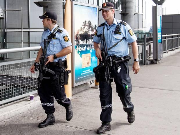 norwegian-police