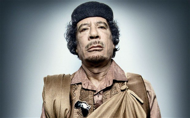GADDAFI PLACED $97 BILLION TO FREE AFRICA FROM IMPERIALISM (Gaddafi death full video)