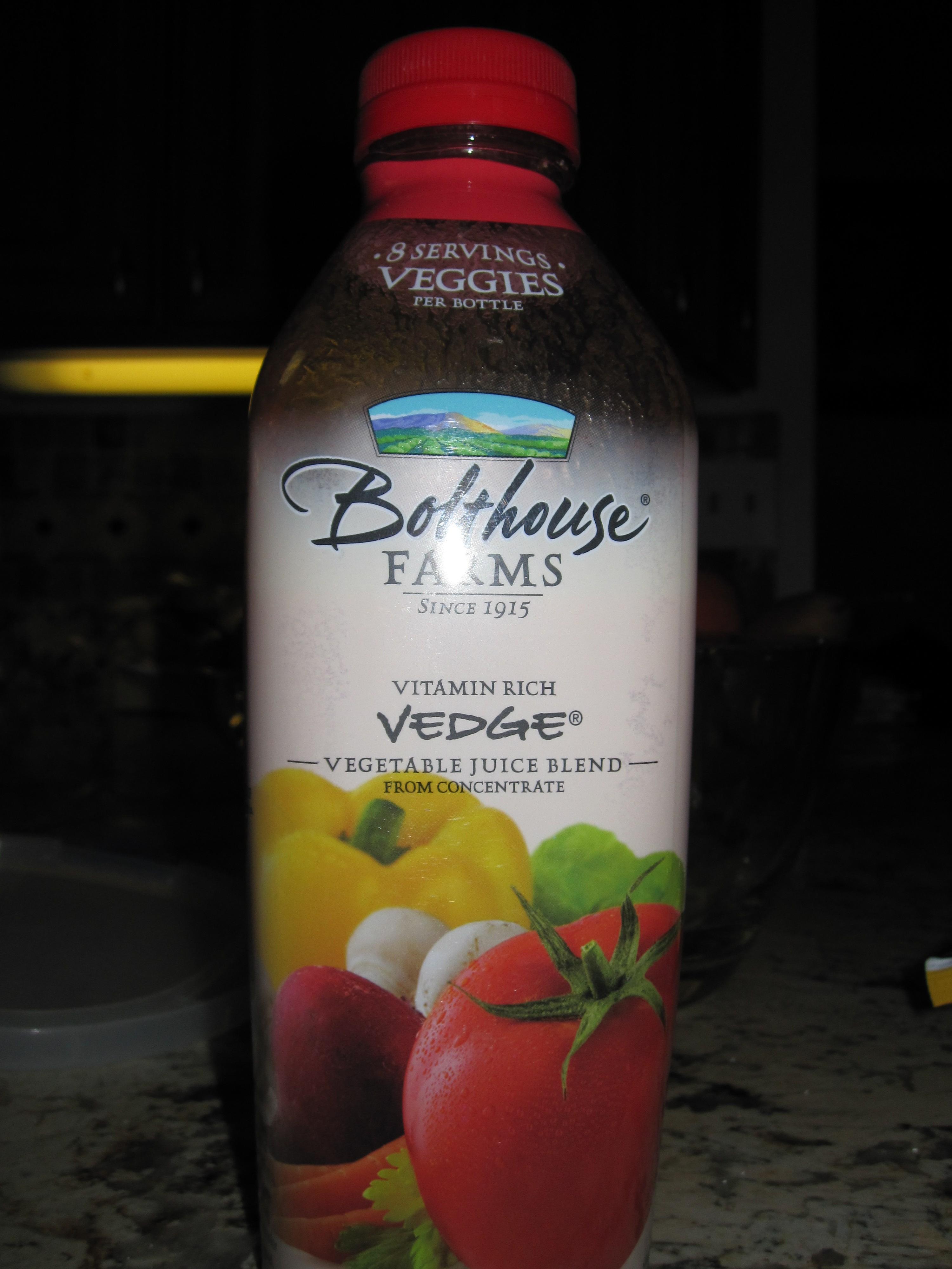 Bolthouse Juice