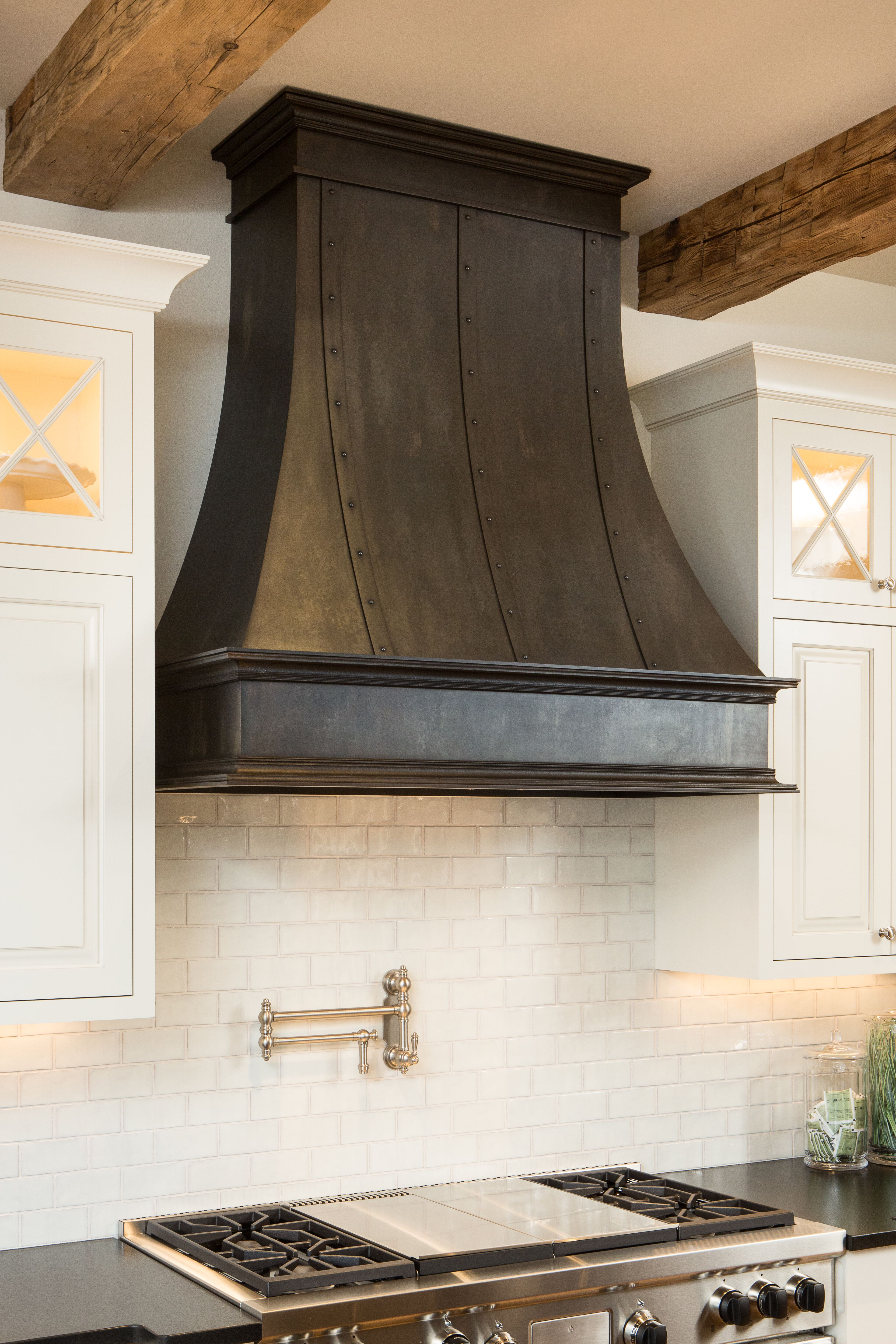 Gallery  Range Hoods  Kitchens  Handcrafted Metal by