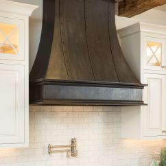 Backsplashes For Kitchens Most Popular Kitchen Cabinets Gallery | Range Hoods & Handcrafted Metal By ...