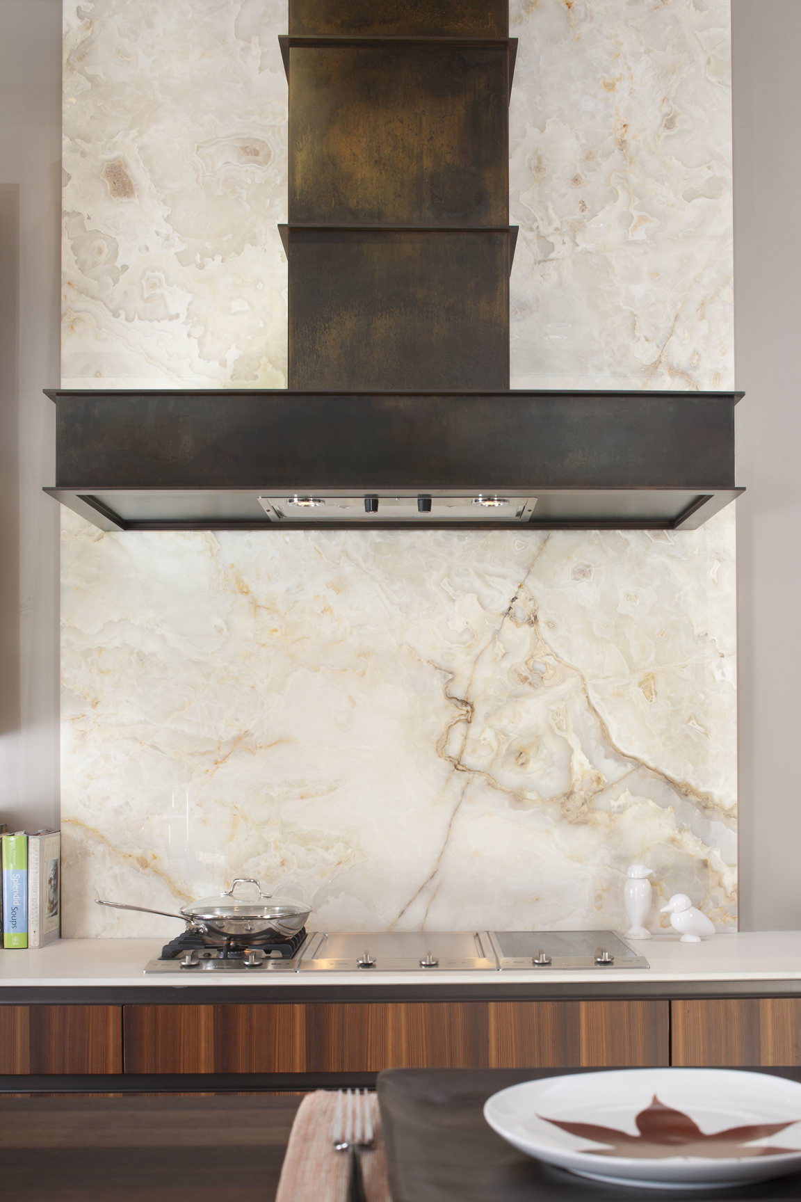 Images Of Fireplace Mantels Gallery | Range Hoods & Kitchens | Handcrafted Metal By