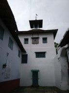 The bell tower of the ancient Malabar Yehudan Synagogue. PHOTO: Rosanna