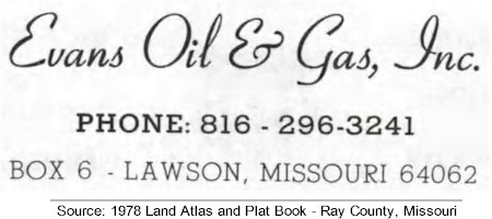 Ray County, Missouri, Genealogy Resources, Businesses