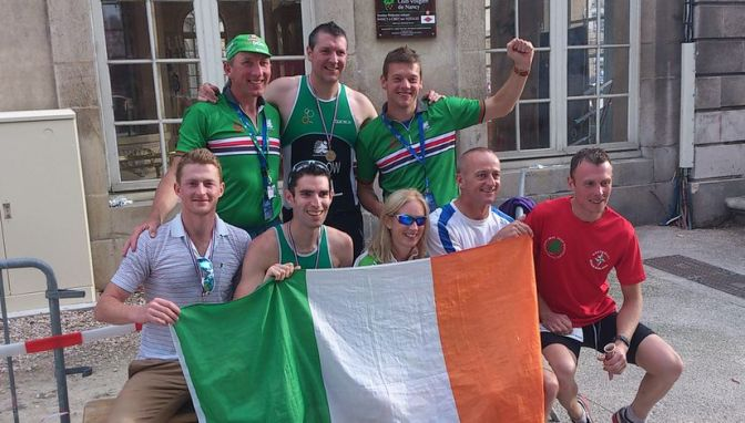 10k ray blog packing for world triathlon championships london irish flag
