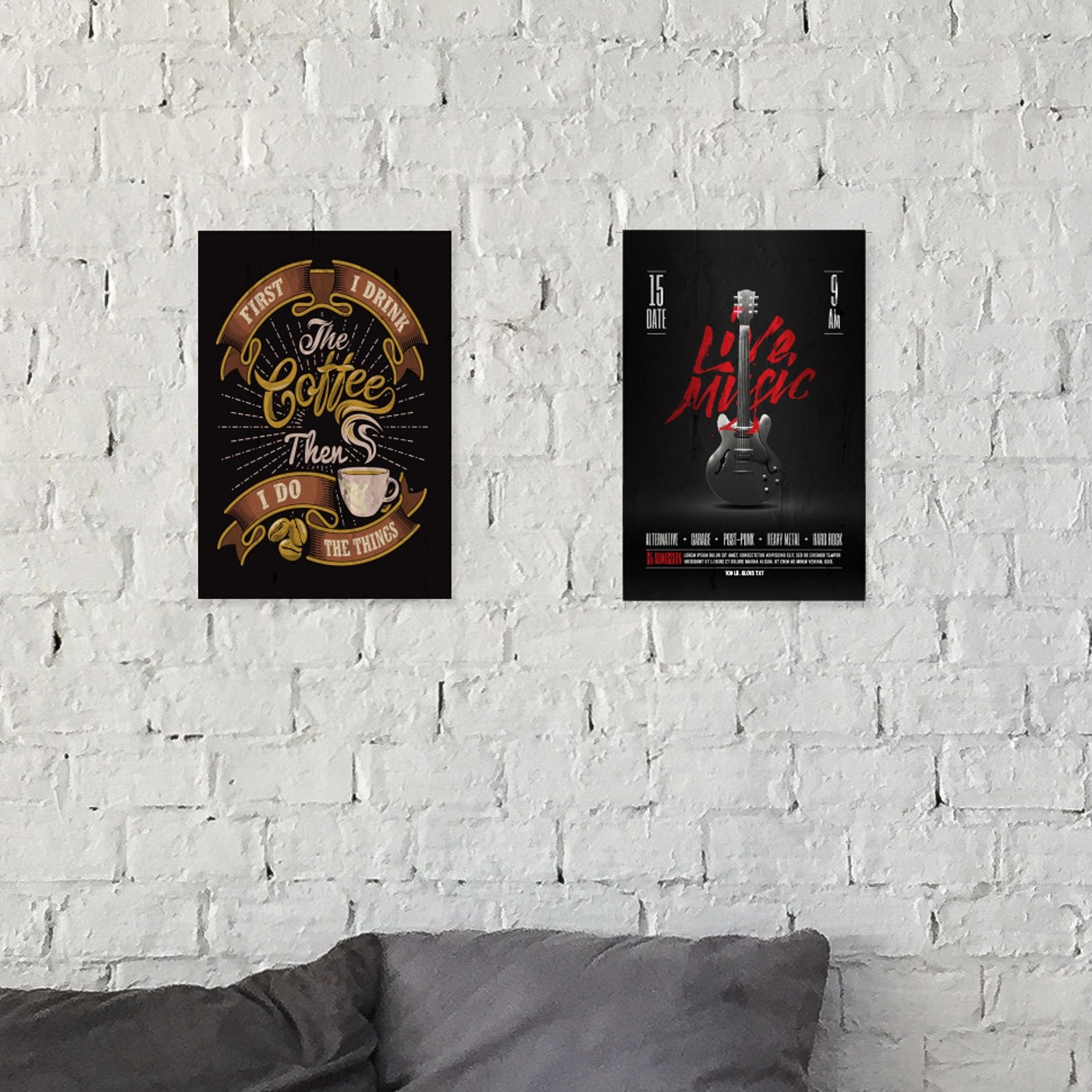 24 hour posters