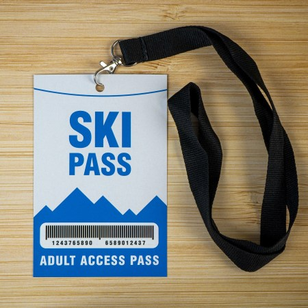 Laminated Lanyard Passes