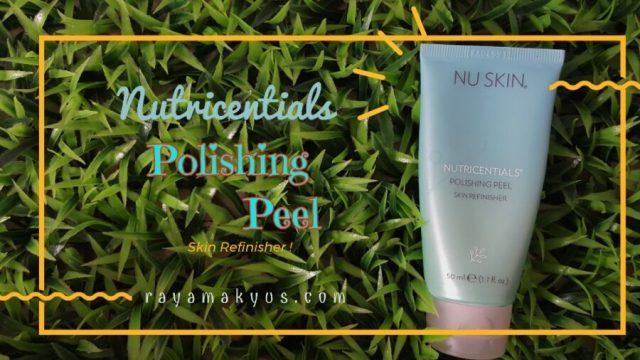 NU Skin Polishing Peel