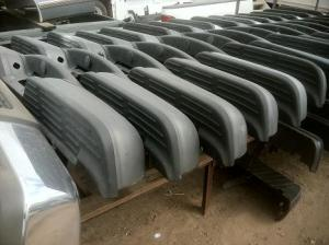 FORD SUPER DUTY STEP BUMPERS