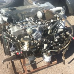 12 Volt Hydraulic Pump Wiring Diagram 1996 Honda Accord Ecu Isuzu 4he1 Turbo Diesel Engine. Fits 1998-2004 Npr, Nqr, Gm W3500-4500 & 5500 Cab Over Trucks ...