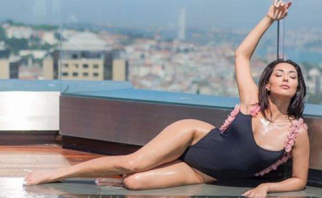Sadaf Taherian The Actress And Model